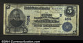 National Bank Notes:Maine, Auburn, ME- $5 1902 Date Back Fr. 590 The First NB Ch. ...