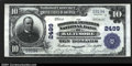 National Bank Notes:Maryland, Baltimore, MD- $10 1920 Plain Back Fr. 633 The Drovers & ...