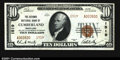National Bank Notes:Maryland, Cumberland, MD - $10 1929 Ty. 2 The Second NB Ch. # 151...