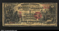 National Bank Notes:Maryland, Cumberland, MD - $5 1875 Fr. 404 Third NB Ch. # 2416A...