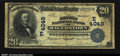 National Bank Notes:Maryland, Hagerstown, MD - $10 1902 Date Back Fr. 618 The Second NB...