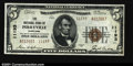 National Bank Notes:Maryland, Perryville, MD - $5 1929 Ty. 2 The NB of Perryville Ch....