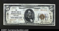 National Bank Notes:Maryland, Perryville, MD- $5 1929 Ty. 2 The NB of Perryville Ch. ...