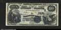 National Bank Notes:Maryland, Rising Sun, MD - $10 1882 Value Back Fr. 577 The NB of Ri...