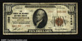 National Bank Notes:Maryland, Westminster, MD - $10 1929 Ty. 2 The Farmers and Mechanic...