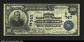 National Bank Notes:Maryland, New Windsor, MD - $10 1902 Date Back Fr. 616 The First NB...