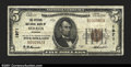National Bank Notes:Missouri, Sedalia, MO - $5 1929 Ty. 1 The Citizens NB Ch. # 1971 ...