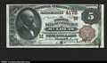 National Bank Notes:Missouri, St. Louis, MO- $5 1882 Brown Back Fr. 474 The NB of Comme...