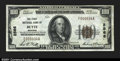 National Bank Notes:Montana, Butte, MT - $100 1929 Ty. 1 First NB Ch. # 2566 From ...