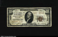 National Bank Notes:Pennsylvania, Forest City, PA - $10 1929 Ty. 2 First & Farmers NB Ch....