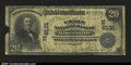 National Bank Notes:Pennsylvania, Minersville, PA - $20 1902 Date Back Fr. 642 The Union NB...