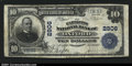 National Bank Notes:Pennsylvania, Oxford, PA- $10 1902 Fr. 624 The Farmers NB Ch. # 2906...