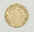 German States:Hesse-Darmstadt, German States: Hesse-Darmstadt. Ludwig III gold 20 Mark 1872H, KM351, choice VF+, slight trace of luster in the legends. Scarce type and da...
