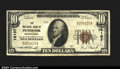 National Bank Notes:Pennsylvania, Penbrook, PA- $10 1929 Ty. 1 The NB of Penbrook Ch. # 1...
