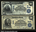 National Bank Notes:Pennsylvania, Philadelphia, PA - $10 1902 Date Back Fr. 617 The Northwe...