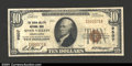 National Bank Notes:Pennsylvania, Seven Valleys, PA- $10 1929 Ty. 1 The Seven Valleys NB ...