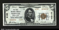 National Bank Notes:Pennsylvania, Swissvale, PA - $5 1929 Ty. 2 The First NB Ch. # 6109...