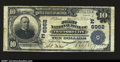 National Bank Notes:Pennsylvania, Trafford City, PA - $10 1902 Plain Back Fr. 624 The First...