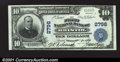 National Bank Notes:Tennessee, Bristol, TN - $10 1902 Plain Back Fr. 624 First NB Ch. ...