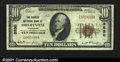 National Bank Notes:Tennessee, Shelbyville, TN- $10 1929 Ty. 1 The Peoples NB Ch. # 35...