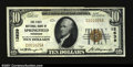 National Bank Notes:Tennessee, Springfield, TN- $10 1929 Ty. 1 The First NB Ch. # 1263...