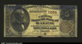 National Bank Notes:Virginia, Salem, VA- $5 1882 Brown Back Fr. 472 The Farmers NB Ch...