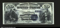 National Bank Notes:West Virginia, Parkersburg, WV- $20 1882 Date Back Fr. 555 The Farmers &...