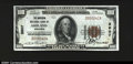 National Bank Notes:Wisconsin, Ashland, WI- $100 1929 Ty. 1 The Northern NB Ch. # 3607...