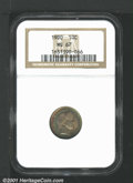 1900 10C MS67 NGC. With more than 17 million pieces produced, the 1900 is anything but rare in an absolute sense. On the...