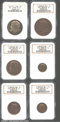 German States:Bavaria, Multiple Coin Lot...