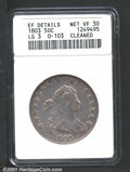 Early Half Dollars: , 1803 50C