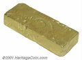 S.S. Central America Gold Bars: , S.S. Central America Gold Ingot. Harris Marchand & Co. An i...