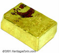 S.S. Central America Gold Bars: , S.S. Central America Gold Ingot. Henry Hentsch. The top of ...