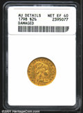 Early Quarter Eagles: , 1798 $2 1/2
