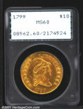 Early Eagles: , 1799 $10