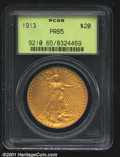 Proof Saint-Gaudens Double Eagles: , 1913 $20
