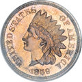 Proof Indian Cents, 1859 1C PR64 PCGS....