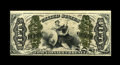 Fractional Currency:Third Issue, Fr. 1350 50¢ Third Issue Justice Choice About New. A strictly original example of the much scarcer Red Back Justice Number. ...