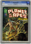 Magazines:Science-Fiction, Planet of the Apes (Magazine) #8 (Marvel, 1975) CGC NM/MT 9.8Off-white to white pages....