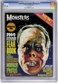 Magazines:Horror, Famous Monsters of Filmland Yearbook #nn (Warren, 1969) CGC NM+ 9.6 Off-white pages....