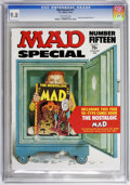 Magazines:Mad, Mad Special #15 (EC, 1974) CGC NM/MT 9.8 Off-white pages....