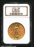 Saint-Gaudens Double Eagles: , 1914 $20