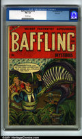 Golden Age (1938-1955):Horror, Baffling Mysteries #19 River City pedigree (Ace, 1954). Condition:CGC FN+ 6.5, off-white pages. River City copy. Overstreet...