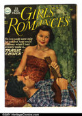 Golden Age (1938-1955):Romance, Girls' Romances #2 (National, 1950). Condition: FN-....