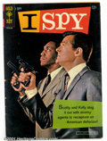 Silver Age (1956-1969):Mystery, I Spy #1 (Gold Key, 1966). Condition: VG+....