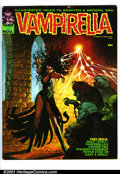 Bronze Age (1970-1979):Horror, Vampirella #2 (Warren, 1970). Condition: VG....