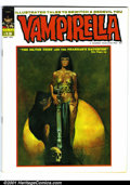 Bronze Age (1970-1979):Horror, Vampirella #13 (Warren, 1971). Condition: VF. Printer's wrinkle oncover....
