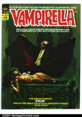 Bronze Age (1970-1979):Horror, Vampirella #16 (Warren, 1971). Condition: VG+....