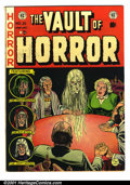 Golden Age (1938-1955):Horror, Vault of Horror #25 (EC, 1952). Condition: VG+....