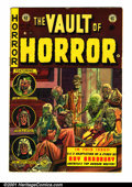 Golden Age (1938-1955):Horror, Vault of Horror #29 (EC, 1953). Condition: VG+....